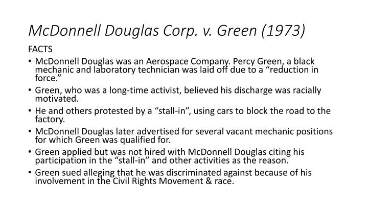 PPT - Title VII of the Civil Rights Act of 1964 PowerPoint ...