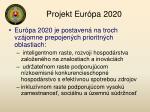 projekt eur pa 2020