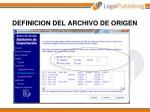 definicion del archivo de origen1