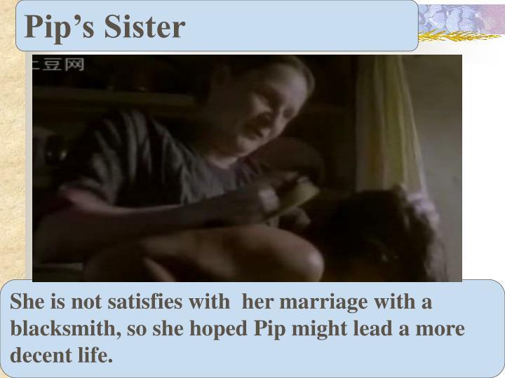 Pip's Sister