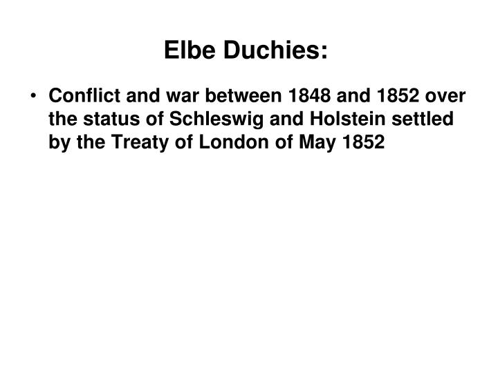 Elbe Duchies: