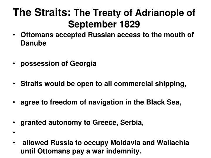 The Straits: