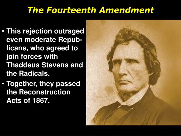 The Fourteenth Amendment
