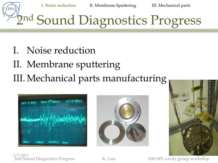 2 nd sound diagnostics progress1