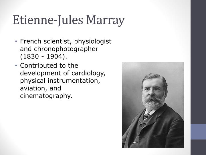 Etienne-Jules Marray