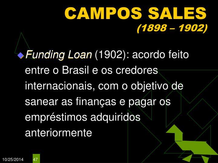 Funding Loan