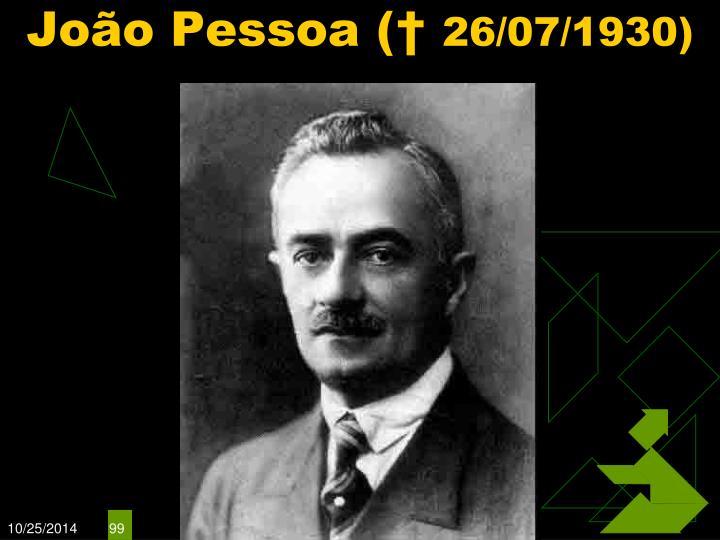 João Pessoa (†
