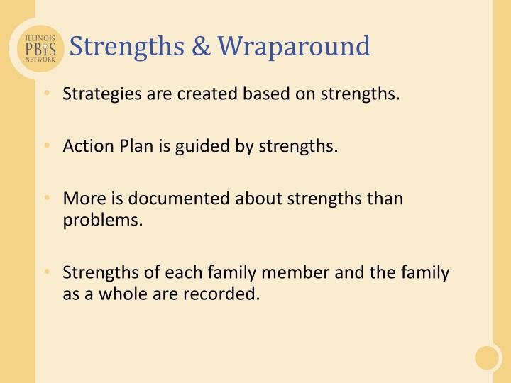 Strengths & Wraparound