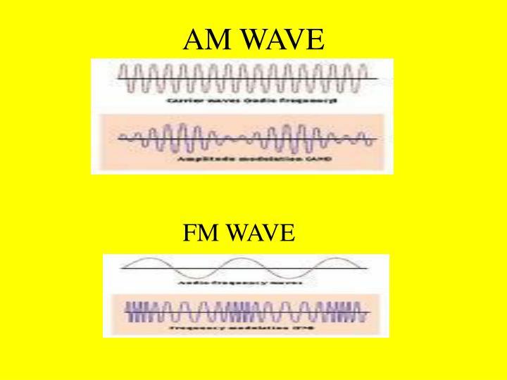 AM WAVE