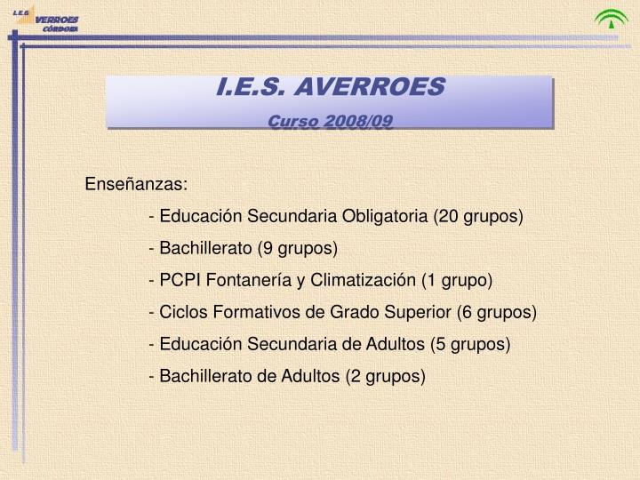 I.E.S. AVERROES