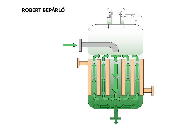 ROBERT BEPÁRLÓ