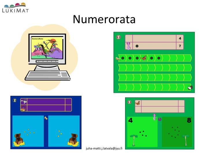 Numerorata