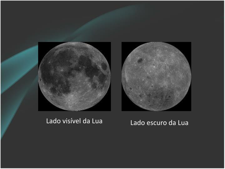 Lado visível da Lua