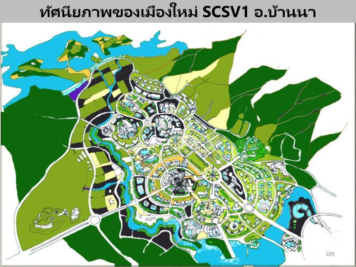 ทัศนียภาพของเมืองใหม่
