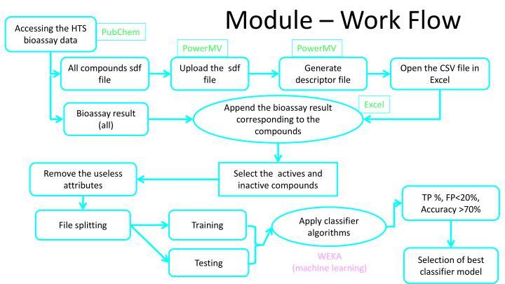 Module – Work Flow