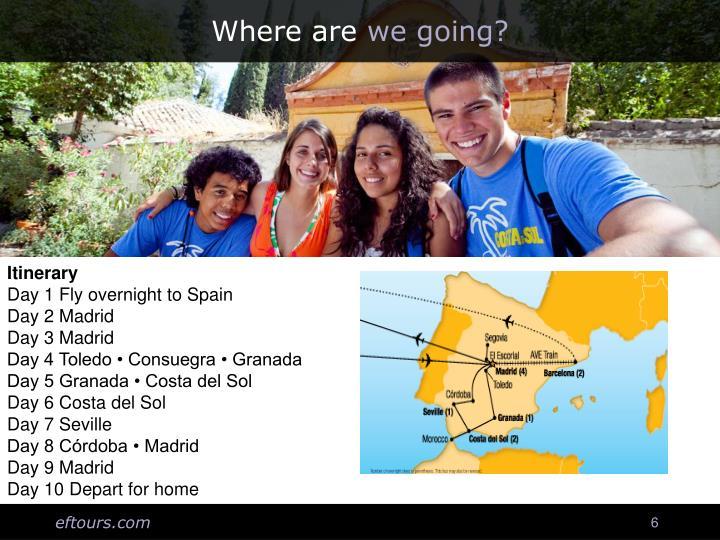 Where are