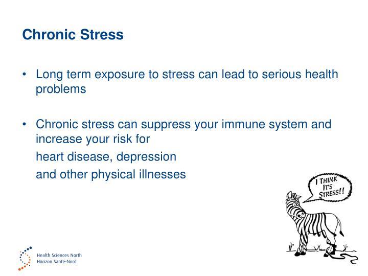 Chronic Stress