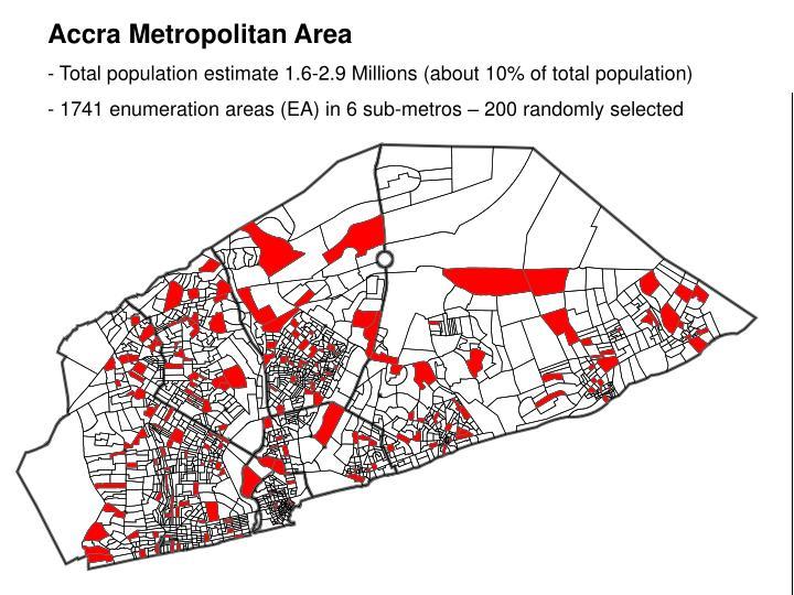 Accra Metropolitan Area