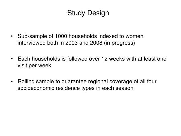 Study Design