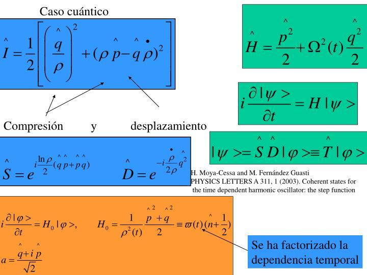 Caso cuántico