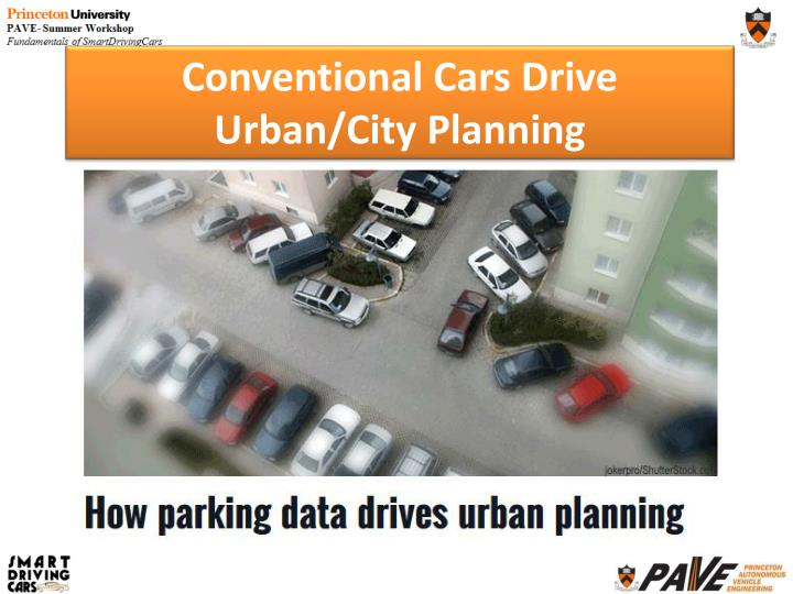Conventional Cars Drive