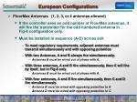 european configurations7