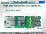 promax cap board description
