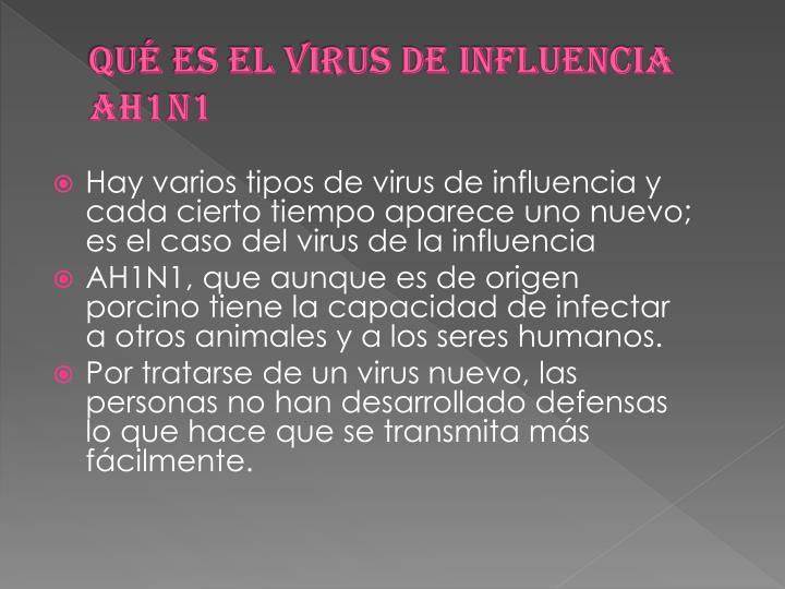 Qué es el virus de