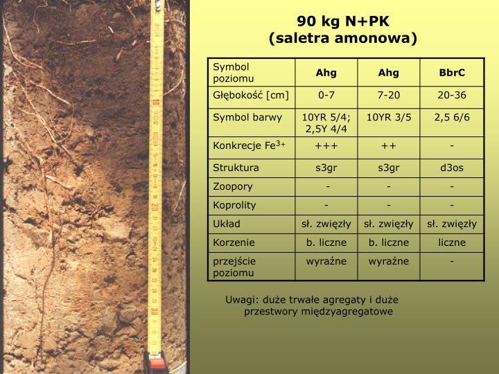 90 kg N+PK
