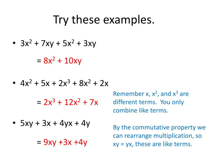Try these examples.