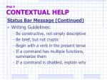 step 9 contextual help2