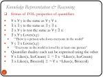 knowledge representation reasoning10