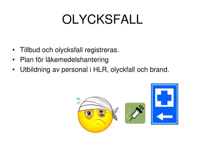 OLYCKSFALL