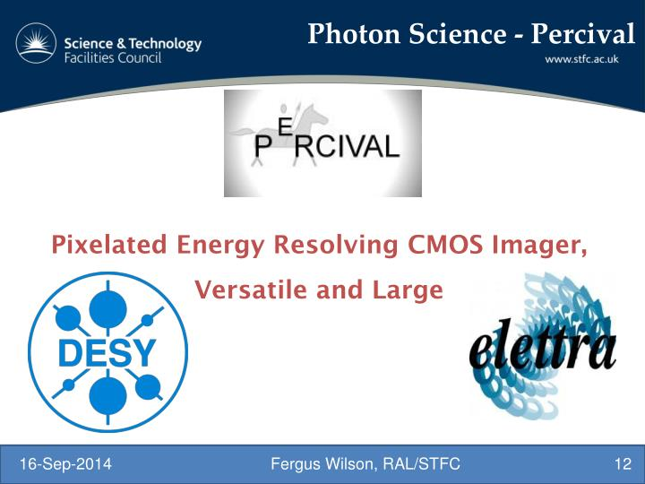 Photon Science - Percival