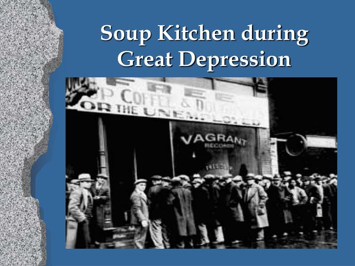 Soup Kitchen during