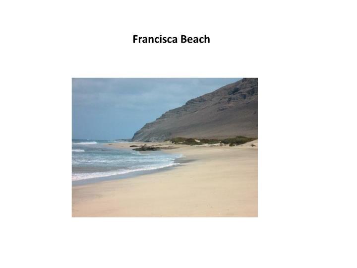 Francisca Beach
