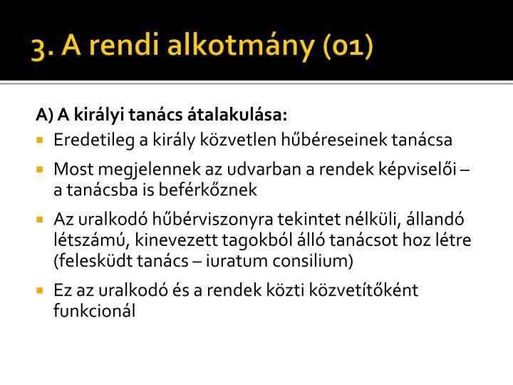 3. A rendi alkotmány (01)
