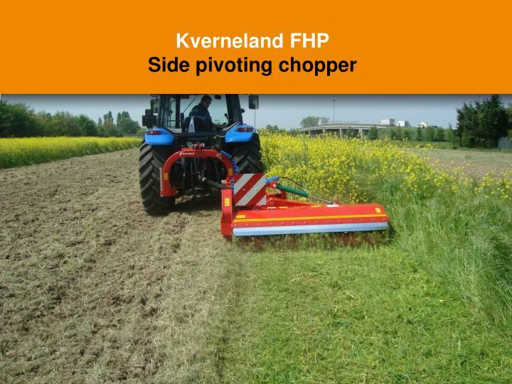 Kverneland FHP
