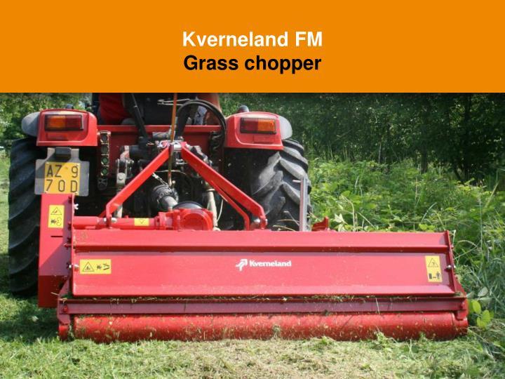 Kverneland FM