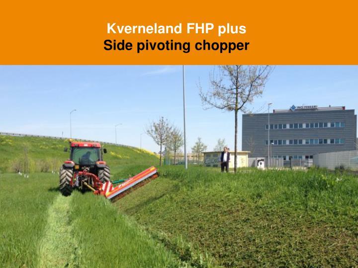 Kverneland FHP plus