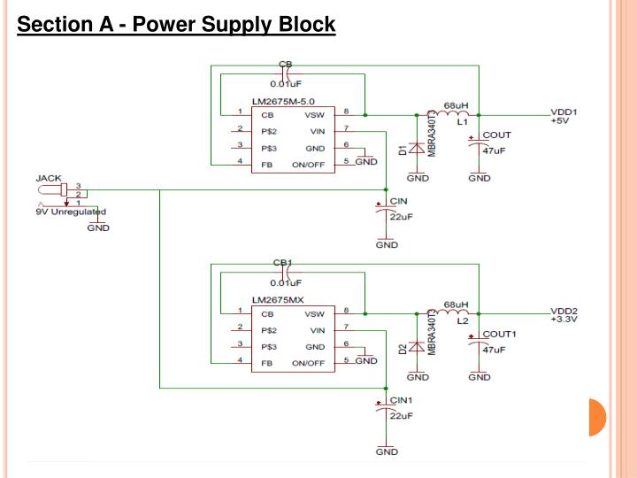 Section A - Power Supply