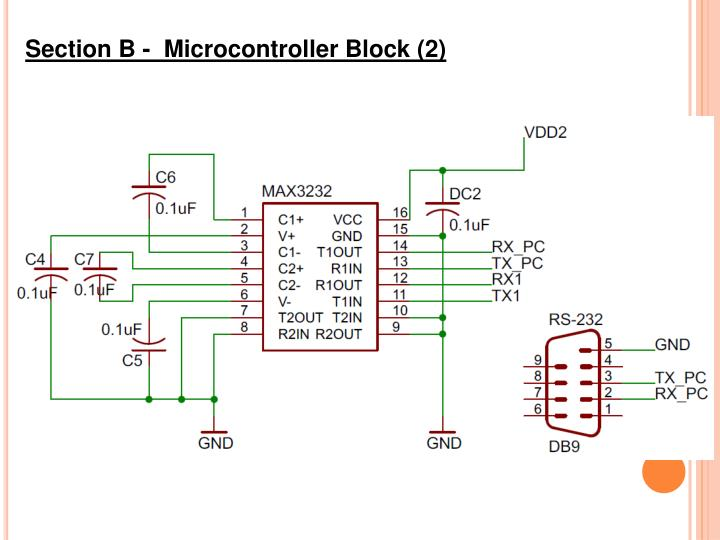 Section B -  Microcontroller Block (2)
