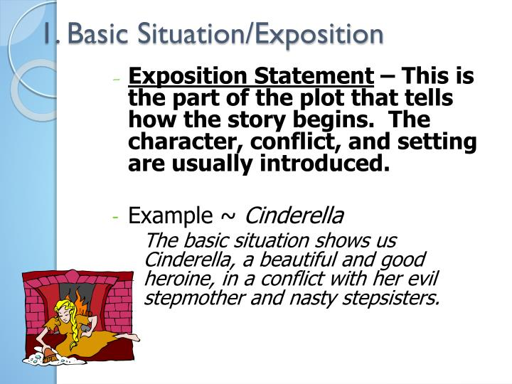 1. Basic Situation/Exposition