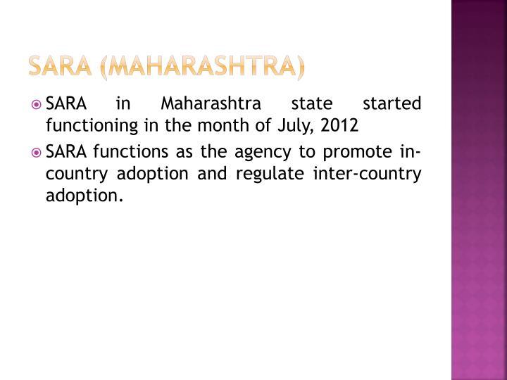 SARA (Maharashtra)