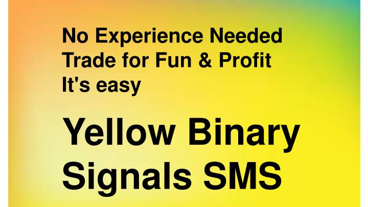 Tag : signals - Page No 1 « Best 20 Binary Options Signals List