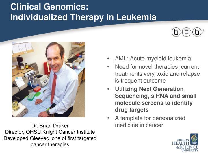 Clinical Genomics: