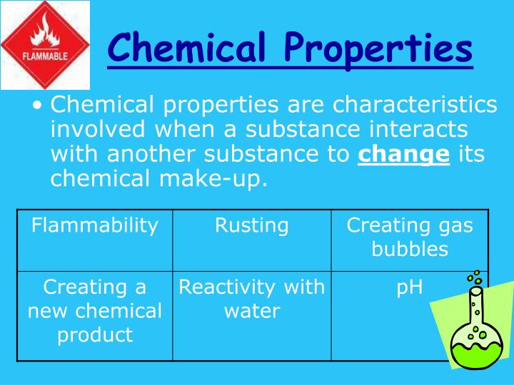How Are Physical Properties And Chemical Properties Alike