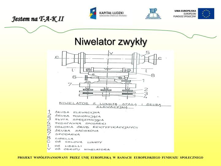 Niwelator zwykły