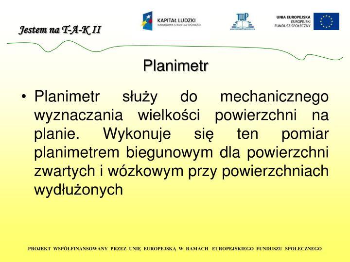 Planimetr
