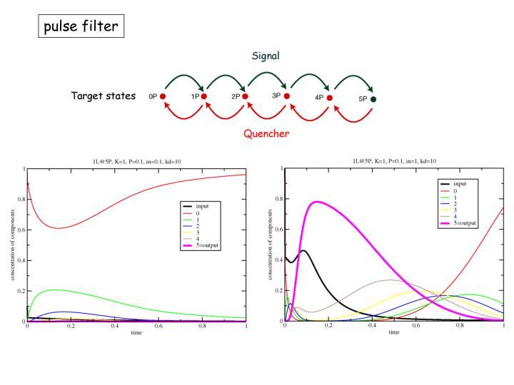 pulse filter